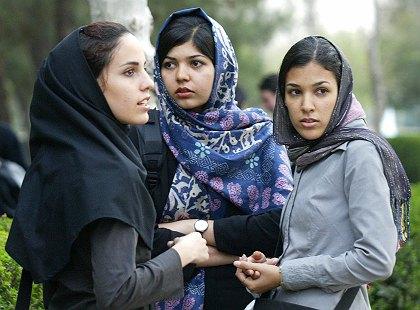 women irani