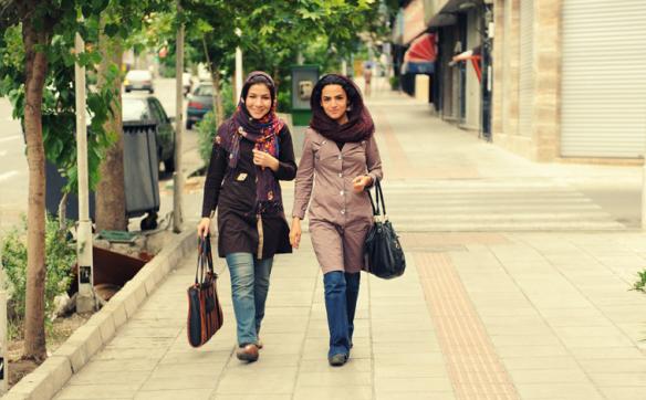 Iran, jakiego nie znacie: Kobiety